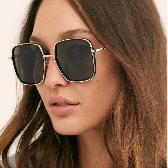 FREE PEOPLE don't be a square Suglasses